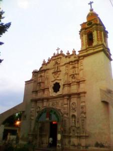 San Lorenzo Río Tenco